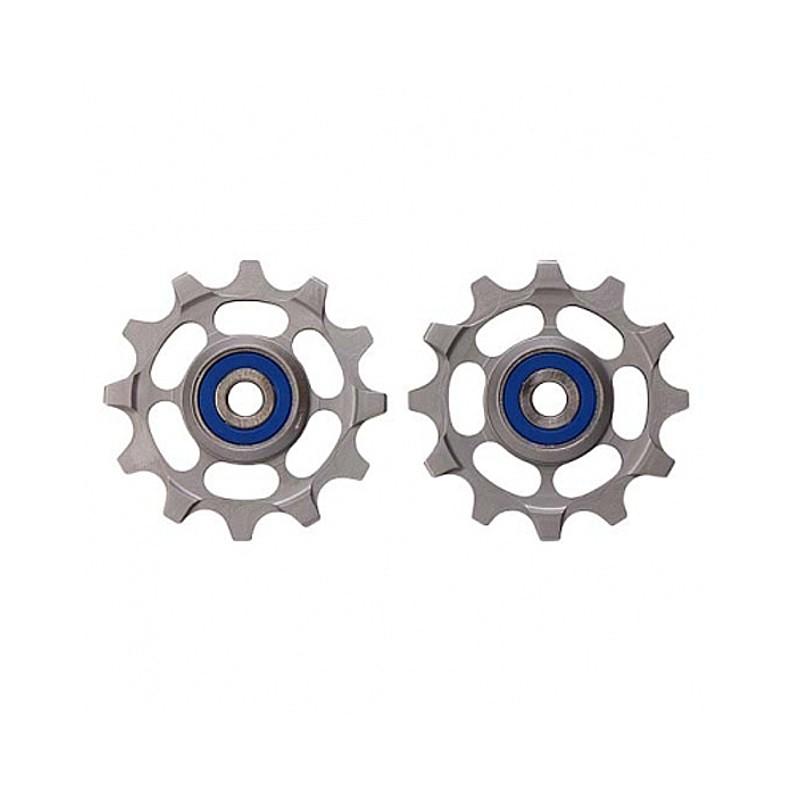 CeramicSpeed(セラミックスピード) チタンプーリーキットスラム1-11[リアディレーラー][ロードバイク用]