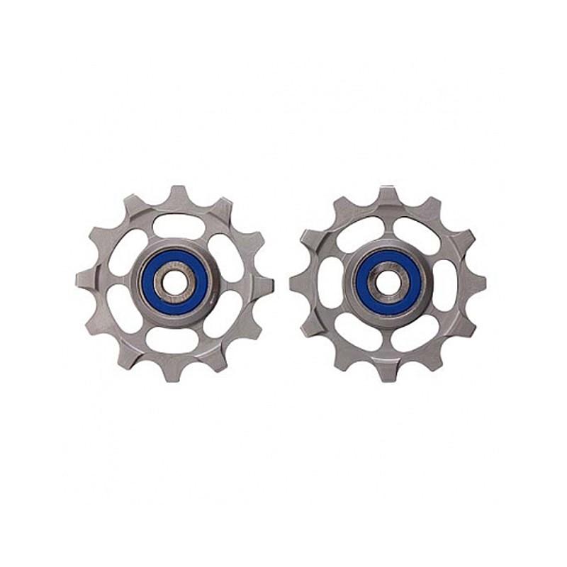 CeramicSpeed(セラミックスピード) チタンプーリーキットスラム1-11 COATED[リアディレーラー][ロードバイク用]