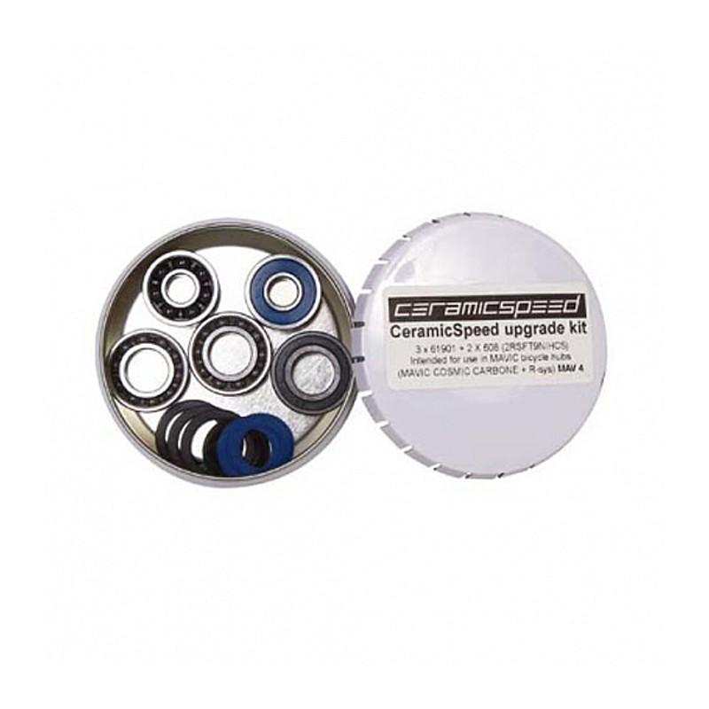 CeramicSpeed(セラミックスピード) マビックハブキット (MAVIC-4) COATED[ロードバイク用][ハブ]
