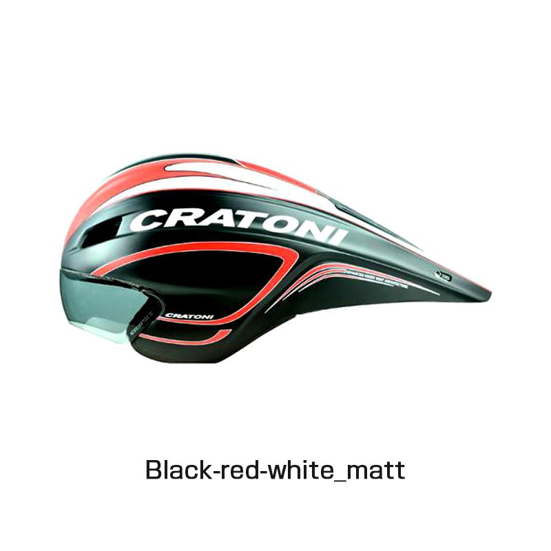 《即納》CRATONI(クラトーニ) C-PACE[TT・トライアスロン/エアロヘルメット]