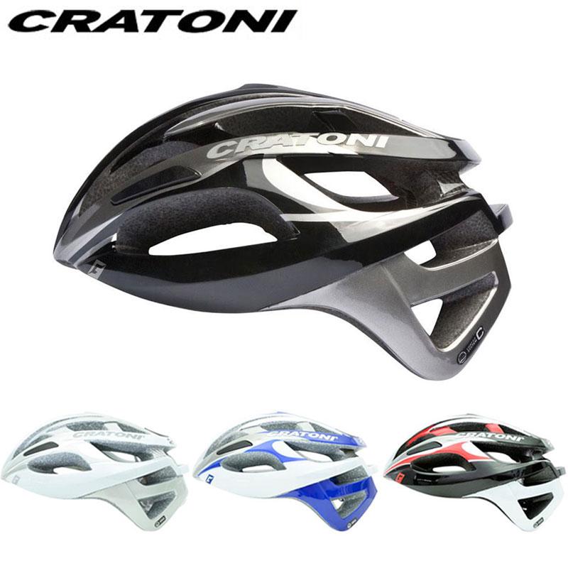 《即納》【あす楽】CRATONI(クラトーニ) C-BREEZE (シーブリーズ)[ロード・MTB][バイザー無し][ヘルメット]