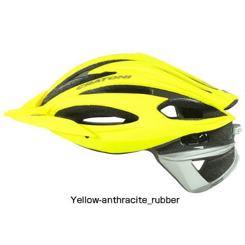 CRATONI(クラトーニ) C-LIMIT (シーリミット)[ロード・MTB][バイザー付き][ヘルメット]