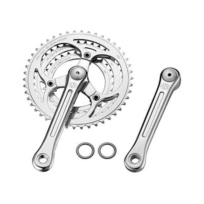 ENE CICLO(エネシクロ) Chainwheel トリプルクランク[クランクセット(トリプル)][クランク・チェーンホイール]