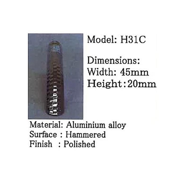 Honjo(ホンジョ/本所技研) H31C-26N φ5mmステー、取り付け小物付 セット[フェンダー泥除け][ロード・クロス用][フルフェンダー]