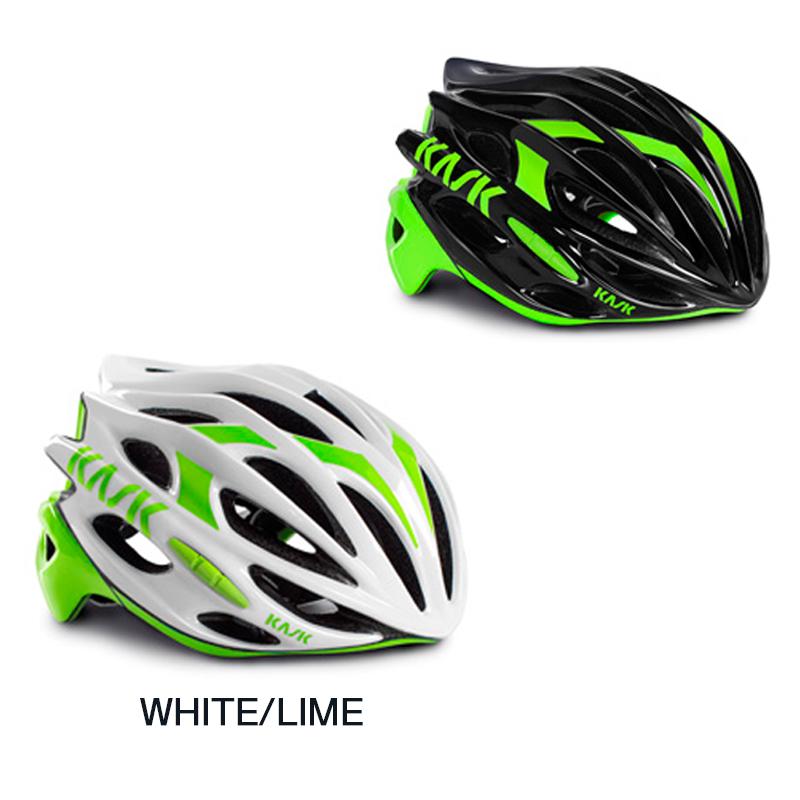 KASK(カスク) 2018年モデル MOJITO (モヒート) Sサイズ ロードバイク用ヘルメット 【ライムカラー系】[バイザー無し][ヘルメット]