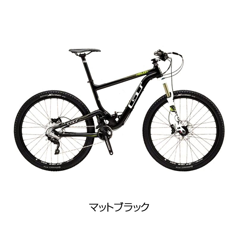 GT(ジーティー) 2015年モデル HELION PRO (ヘリオンプロ)[マウンテンバイク(MTB)][27.5インチ][フルサスXC]