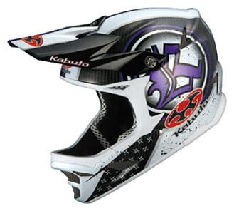 OGK Kabuto (オージーケーカブト) IXA-C TECT (イクサ・C テクト)[エクストリーム用][ヘルメット]
