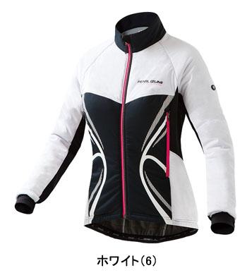 PEARL IZUMI(パールイズミ) 2015年秋冬モデル Stretch Insulation Jacket (ストレッチインサレーションジャケット) W7900-BL[サイクルウェア・グローブ][ジャージ・トップス][レディースウェア]