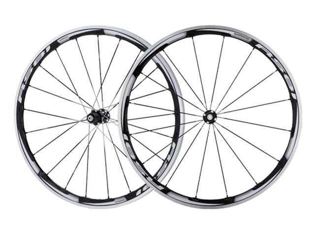 SHIMANO WHEEL(シマノホイール) WH-RS81-C35-CL Wheel Set (ホイールセット) 前後セット WHRS81C35CP[クリンチャー用(ノーマル)][チューブレス非対応][前・後セット]