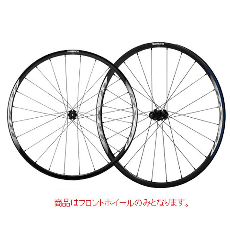 SHIMANO (シマノ) WH-RX31-CL F Wheel Set (ホイールセット) フロント[クリンチャー用(ノーマル)][チューブレス非対応][ホイール]