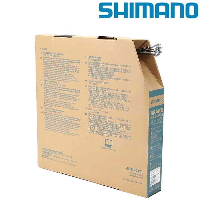 SHIMANO(シマノ) BRKポリマーインナー2000×20[ブレーキワイヤー・ホース][消耗品・ワイヤー類]