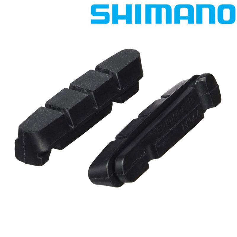 SHIMANO(シマノ) R55C4ブレーキシュ/ネジ50P[ブレーキシュー(キャリパーブレーキ用)][消耗品・ワイヤー類]