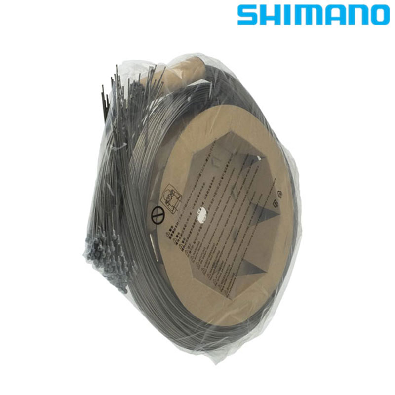 SHIMANO(シマノ) ロード用 SUS ブレーキインナーケーブルボックス(φ1.6mm×2050mm/100本)[ブレーキワイヤー・ホース][消耗品・ワイヤー類]