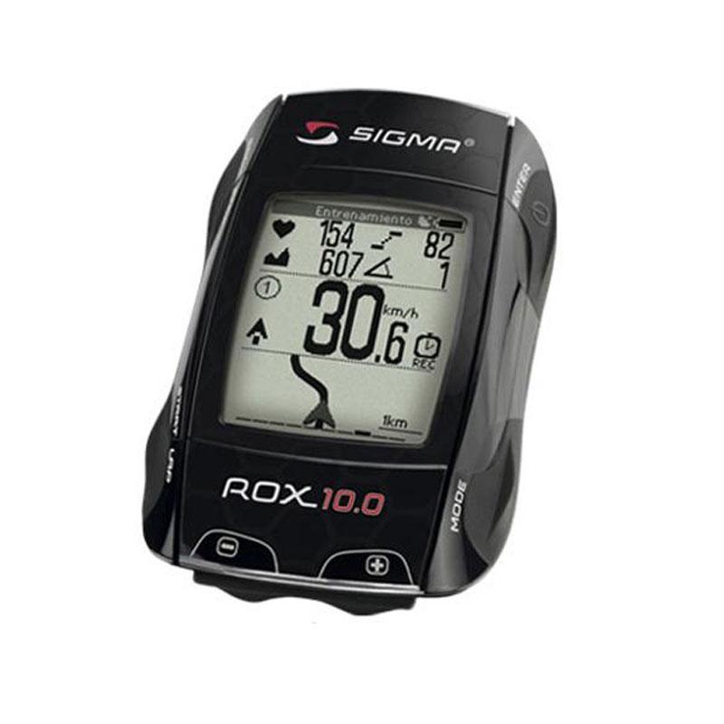 《即納》【あす楽】【売切御免!在庫処分大特価】【ヨーロッパNo1ブランド】SIGMA(シグマ) ROX10.0GPS BASIC 本体のみ(センサー別) GPSナビ搭載モデル トラックナビゲーション機能付き