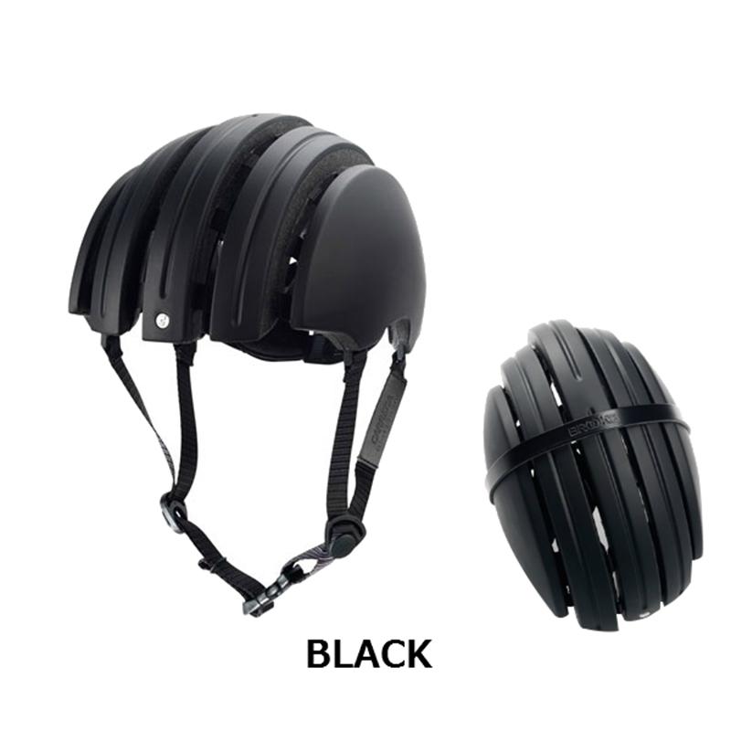 《即納》BROOKS(ブルックス) J.B. CLASSIC CARRERA FOLDABLE HELMET[ロード・MTB][カジュアル][ヘルメット]