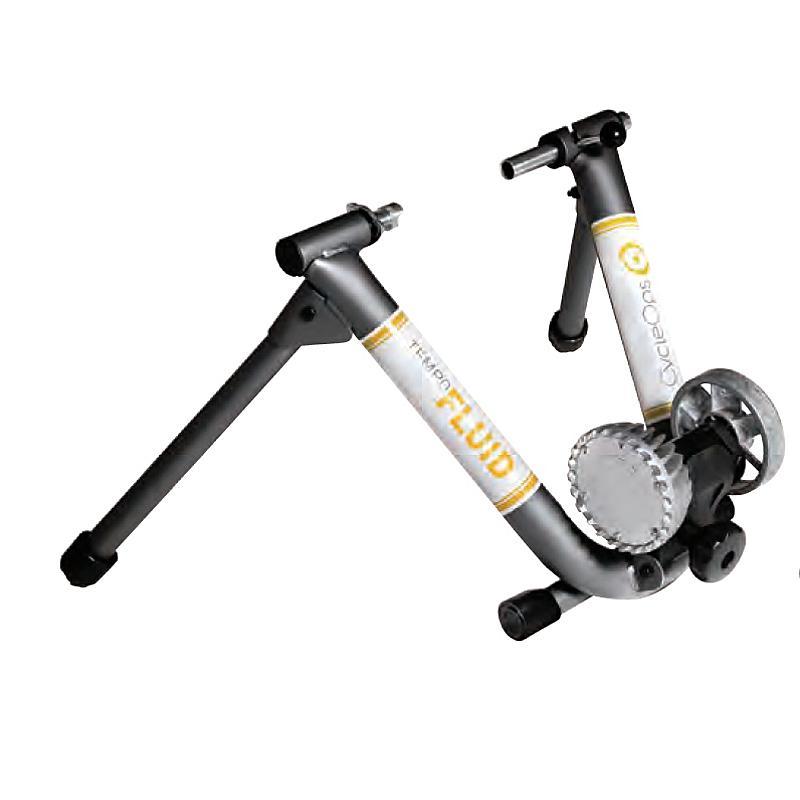 CycleOps/Saris(サイクルオプス/サリス) TEMPOFLUID(テンポフルード)[トレーナー(ローラー台)][タイヤドライブ式][固定式ローラー台]