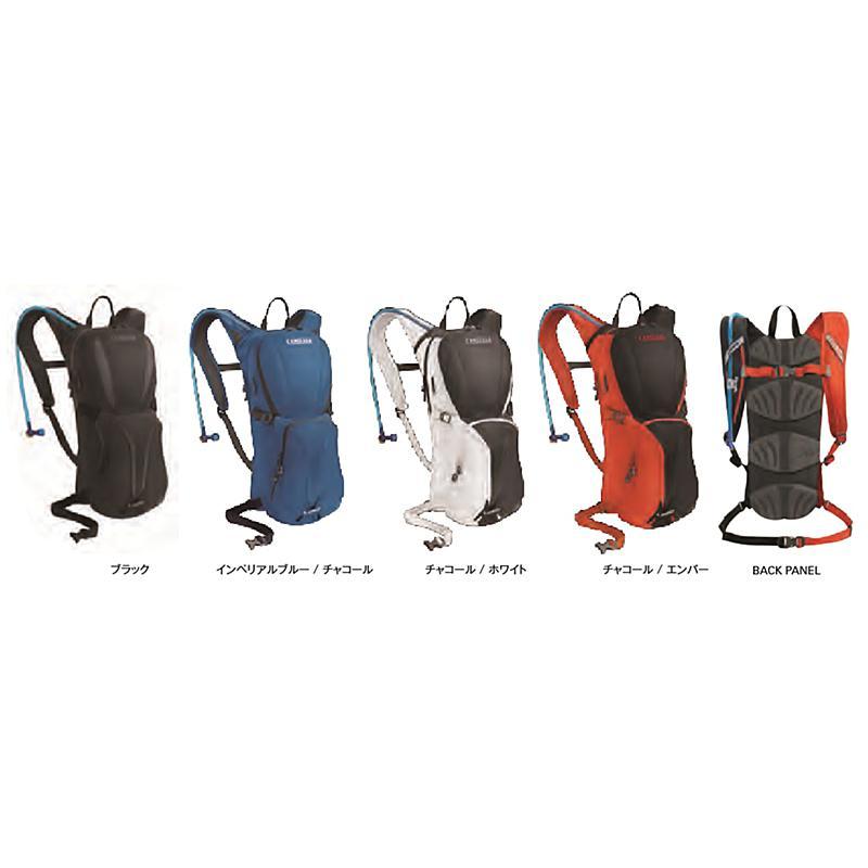 CAMELBACK(キャメルバック) LOBO(ロボ)[ハイドレーションバッグ][身につける・持ち歩く][自転車バッグ]