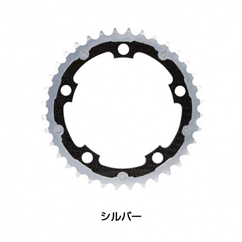 Carbon Ti(カーボンTi) Carbon Ti(カーボンTi) X-RING ROAD110 インナー[ギヤ板][クランク・チェーンホイール]