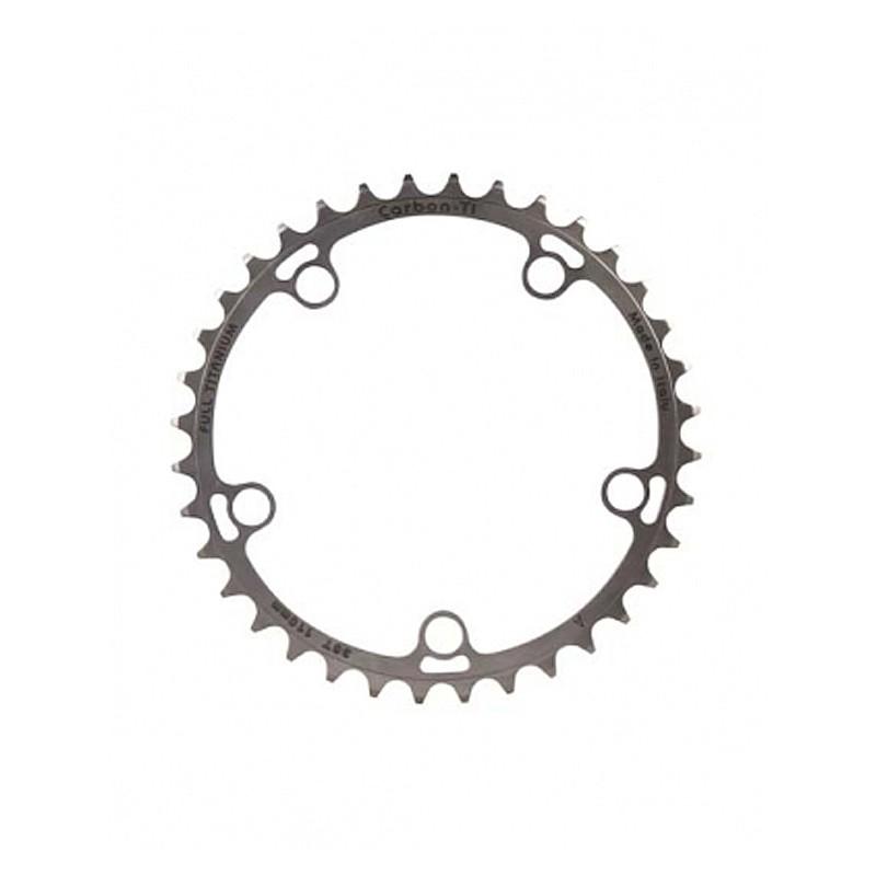 Carbon Ti(カーボンTi) Carbon Ti(カーボンTi) X-RING ROAD110/36-34T インナー [クランク] [ロードバイク] [チェーンホイール] [チェーンリング]