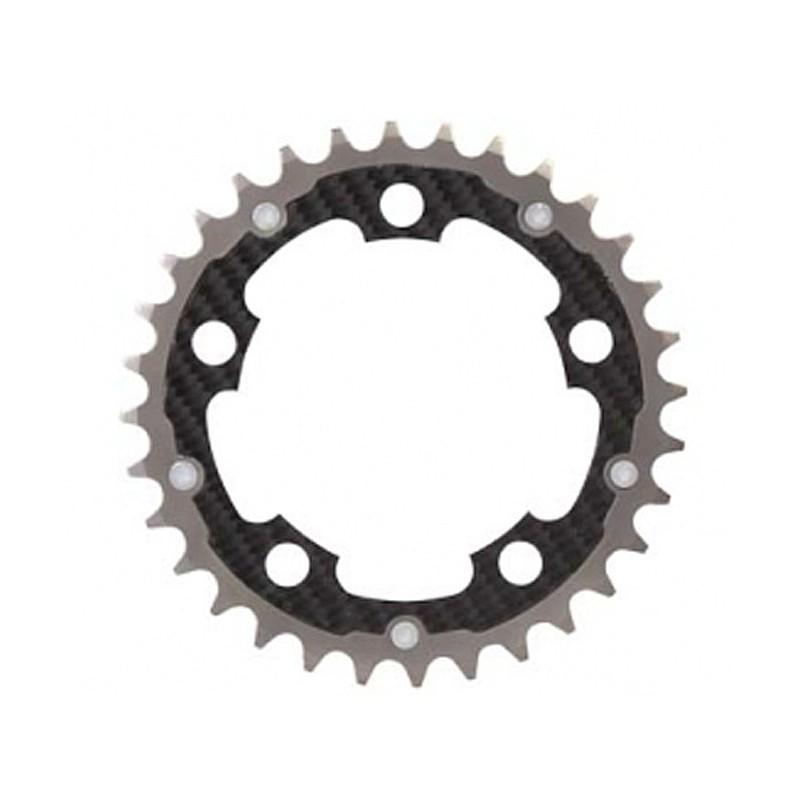 Carbon Ti(カーボンTi) Carbon Ti(カーボンTi) X-RING MTB94/32T ミドル [クランク] [ロードバイク] [チェーンホイール] [チェーンリング]