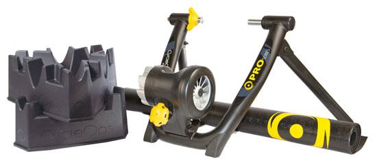 CycleOps/Saris(サイクルオプス/サリス) JETFLUID PRO WINTER TRAINING KIT VER2(ジェットフルードプロ ウインタートレーニングキット VER2)[トレーナー(ローラー台)][タイヤドライブ式][固定式ローラー台]