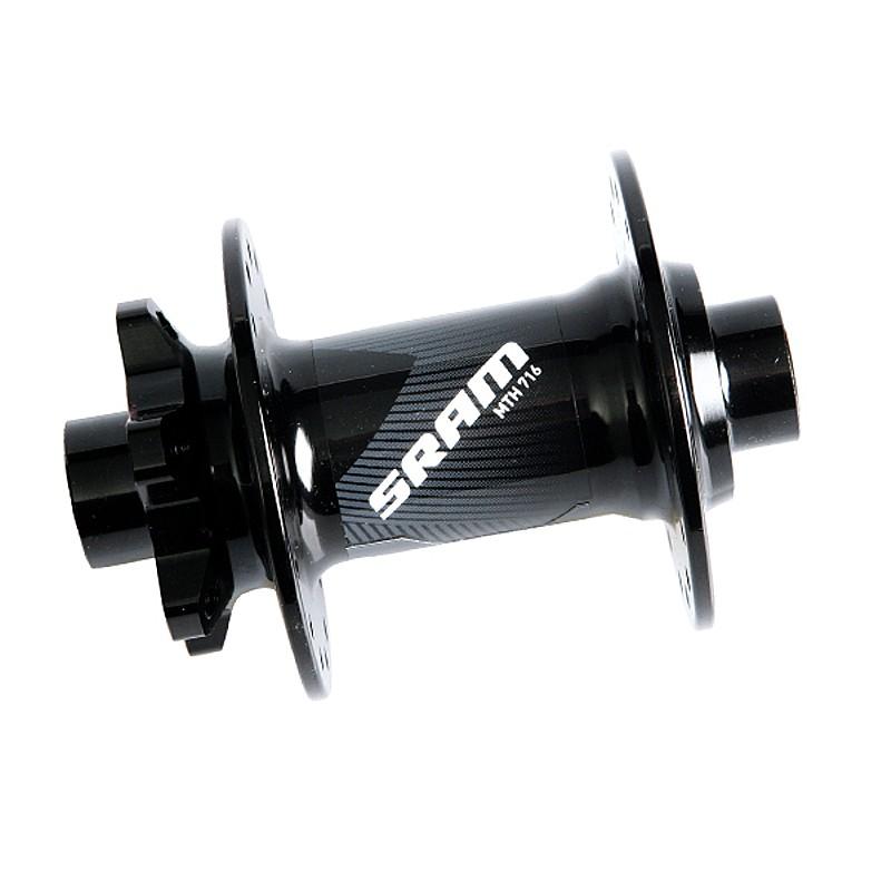 SRAM(スラム)パーツ&メンテナンス 716ハブ フロント 32H/6ボルト 15x100mm Boost[ハブ][マウンテンバイク用]