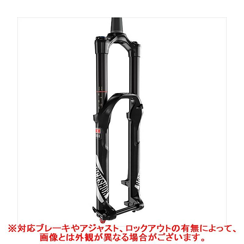 ROCKSHOX(ロックショックス) YARI (ヤリ) 27.5インチ RC テーパー/アルミ 15mm MaxleLite[MTB用][フレーム・フォーク]