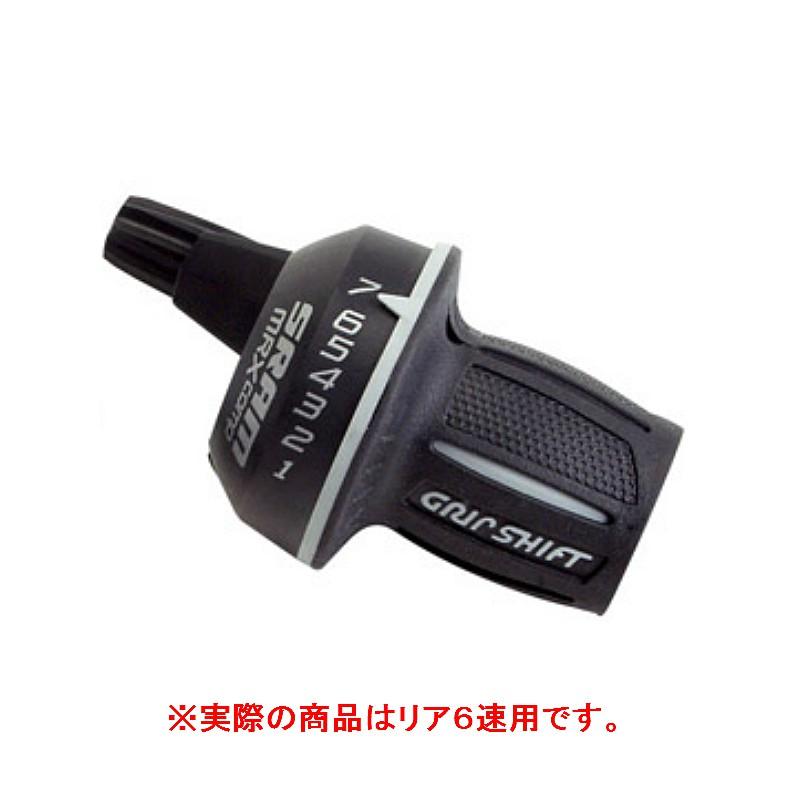 SRAM(スラム)パーツ&メンテナンス ツイスターシフター MRX COMP リヤ6S[ワイヤー用][シフトレバー]