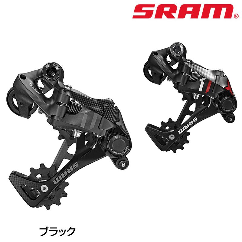 SRAM X01(スラムX01) リヤディレーラー Type2.1 Carbon 11S[ワイヤー用][リアディレーラー]