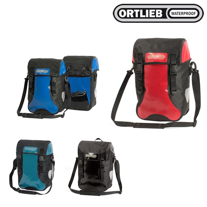 ORTLIEB(オルトリーブ) スポーツパッカークラシック[サイド・パニアバッグ]