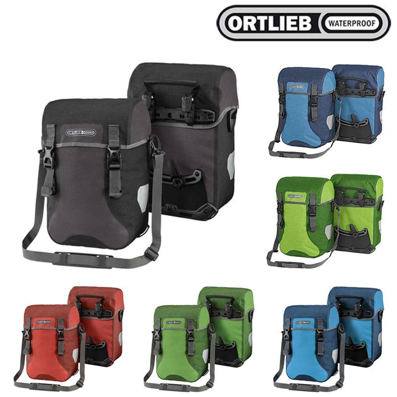 ORTLIEB(オルトリーブ) スポーツパッカープラス[サイド・パニアバッグ]