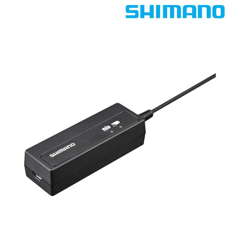 《即納》SHIMANO(シマノ) SM-BCR2 内蔵式バッテリー充電器 (ケーブル付)[電動用][シフトレバー]