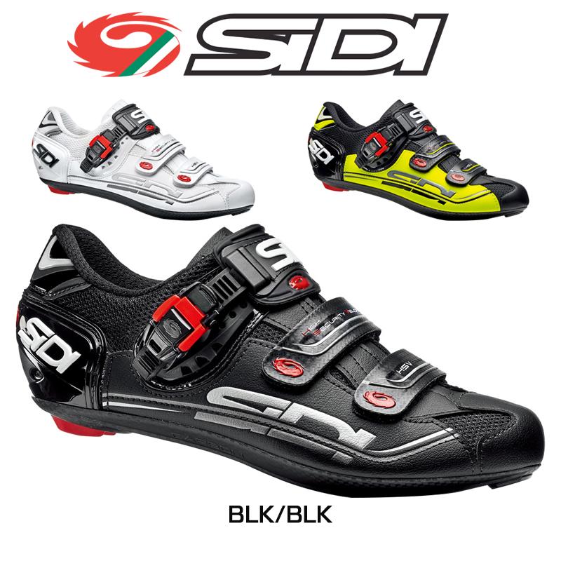 SIDI(シディ)2018年モデル GENIUS 7 MEGA 2017年モデル SPD-SLビンディングシューズ [ロードバイク用][サイクルシューズ]