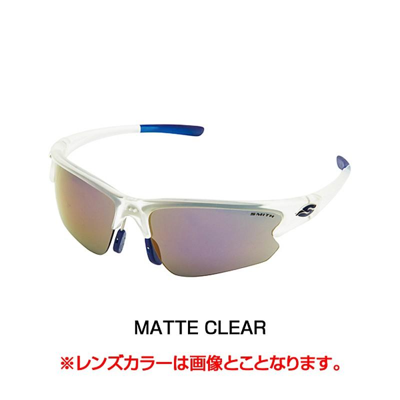 SMITH optics(スミスオプティクス) REACTOR MAX (リアクターマックス) レンズカラー:Ignitor【スポーツサングラス】