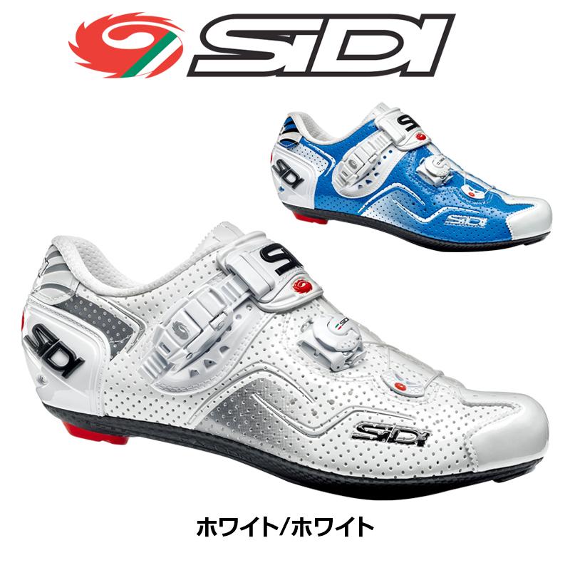 SIDI (シディ)2018年モデル KAOS AIR カオスエア(カオスエアー) SPD-SLビンディングシューズ [ロードバイク用][サイクルシューズ]