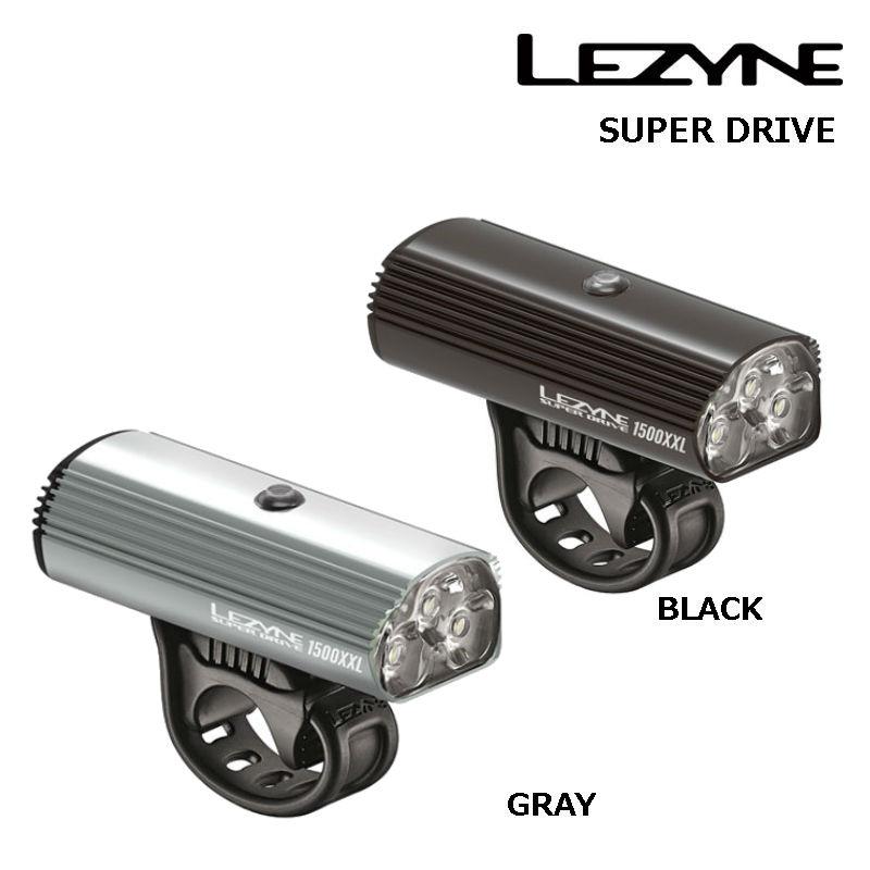 《即納》LEZYNE(レザイン) SUPER DRIVE 1500XXL (スーパードライブ1500XXL)