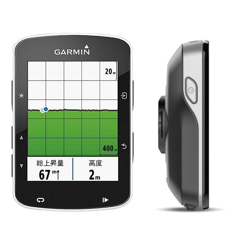 0ff4b3e591 高性能GPSナビ】GARMIN(ガーミン) Edge 820Jセット (エッジ820Jセット)ハートレート・ケイデンス・スピードセンサー付き  好評販売中
