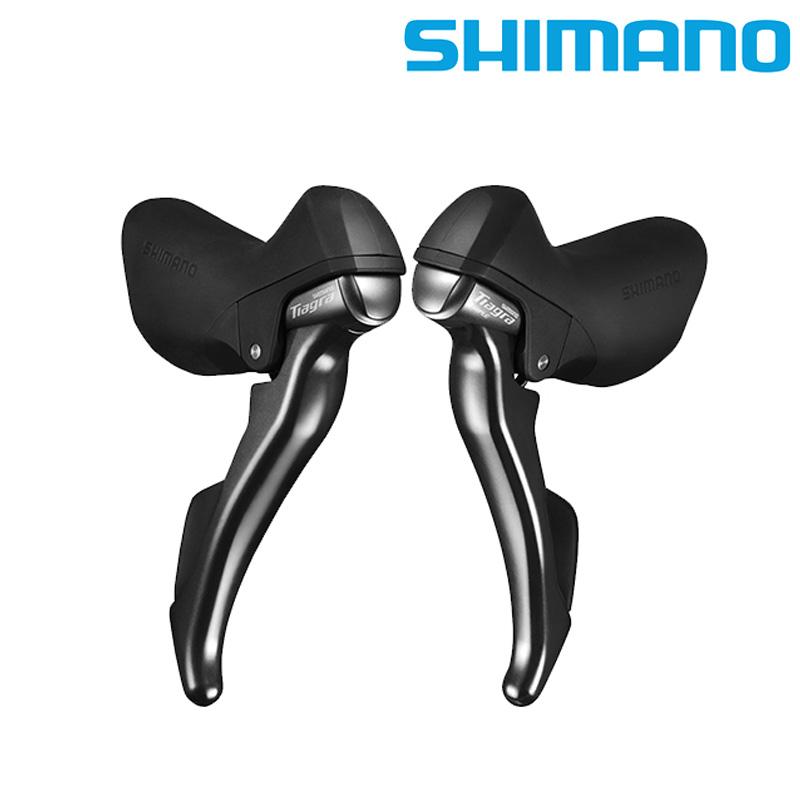SHIMANO TIAGRA(シマノ ティアグラ) ST-4703 左右セット[デュアルコントロールレバー][ロードバイク用]