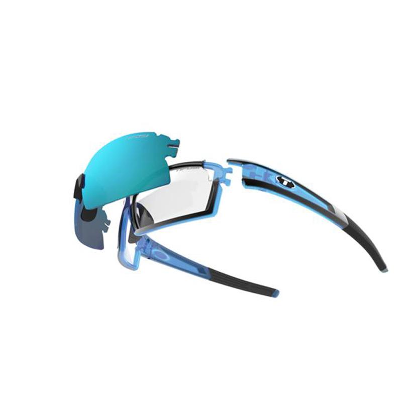 【紫外線対策】Tifosi Optics(ティフォージ・オプティクス) エスカレート クラリオンミラーレンズ[ノーマルレンズ][アイウェア][サングラス]【スポーツサングラス】