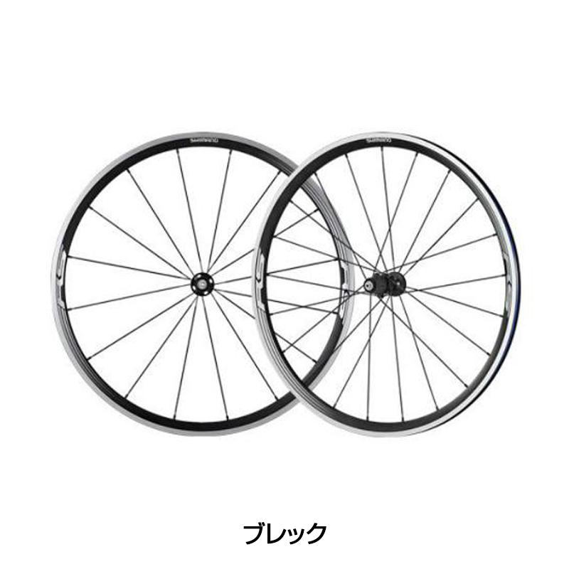 SHIMANO(シマノ) WH-RS330 前後セットホイール クリンチャー 8-11速用[クリンチャー用(ノーマル)][チューブレス非対応][前・後セット]