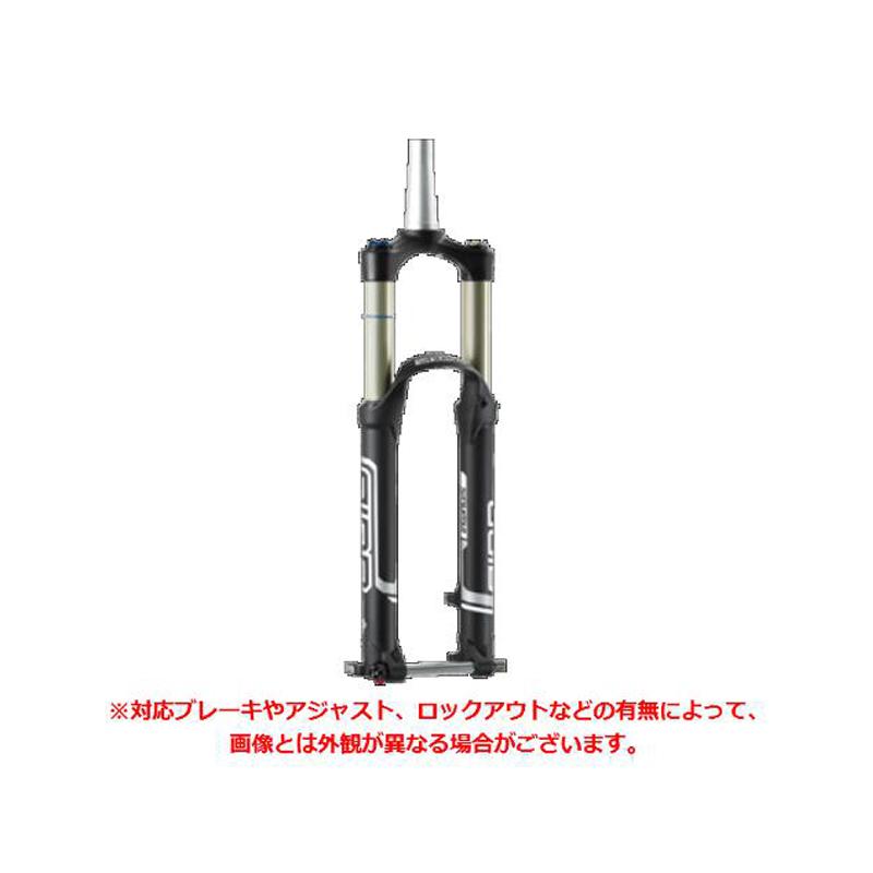 SR SUNTOUR(SRサンツアー) AION RC 15QLC 27.5 130-160MM CTS SF15(ディスクブレーキ対応)[フレーム・フォーク][MTB用]