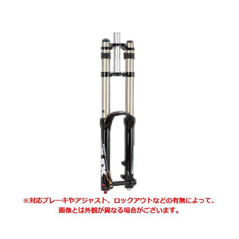 SR SUNTOUR(SRサンツアー) RRUX-RC2 AH OS 26 QR 200MM AIR(ディスクブレーキ対応)[フレーム・フォーク][MTB用]