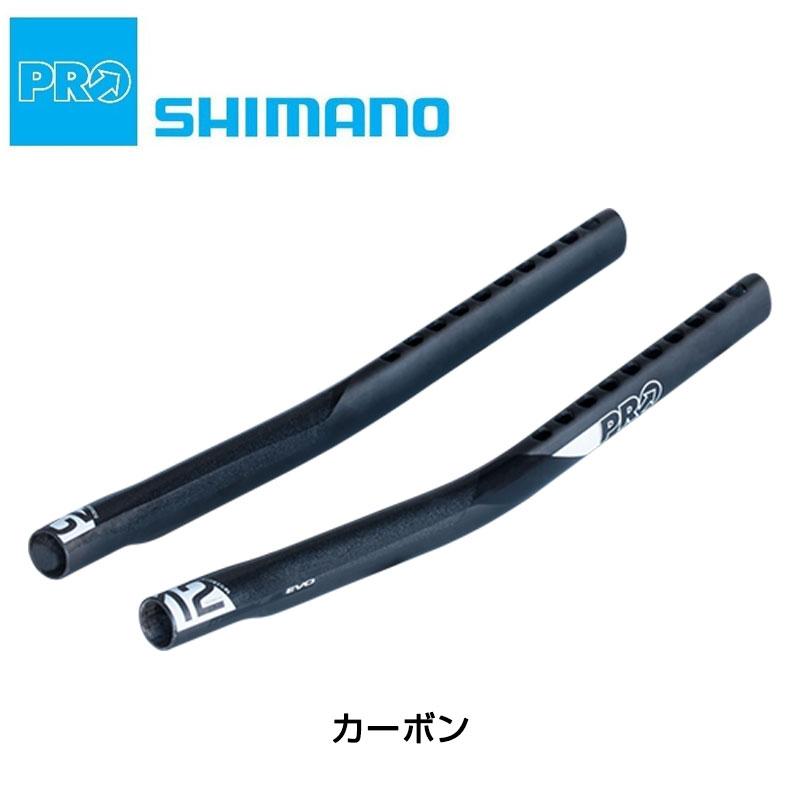 SHIMANO PRO(シマノ プロ) ミサイルEVOJベンドエクステンション[ハンドル・ステム・ヘッド][トライアスロン/TT用][エアロハンドルバー]