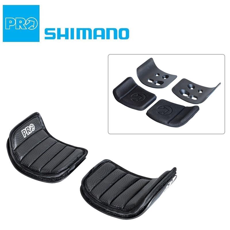 SHIMANO PRO(シマノ プロ) ミサイルEVOXLアームレストセット[ハンドル・ステム・ヘッド][トライアスロン/TT用][エアロハンドルバー]