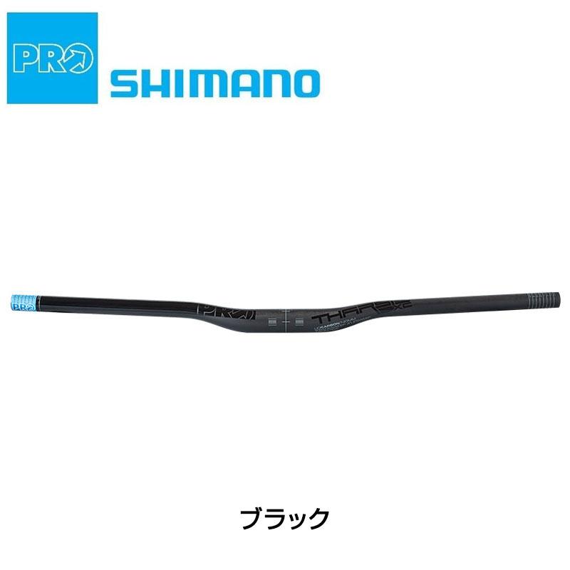 SHIMANO PRO(シマノ プロ) タルシスXCフラットトップバーDi2[ハンドル・ステム・ヘッド][MTB/クロスバイク用][ストレートハンドルバー]