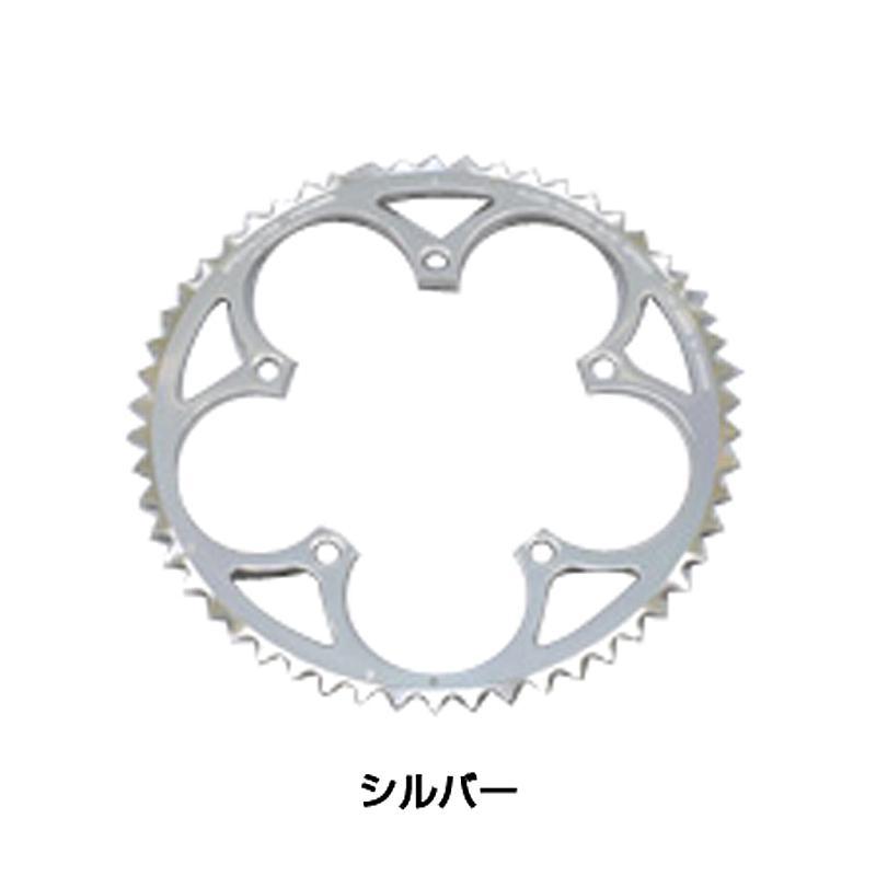 TA(ティーエー) ALIZE OUTER56 (アライズアウター56)[クランク・チェーンホイール][ロードバイク用]