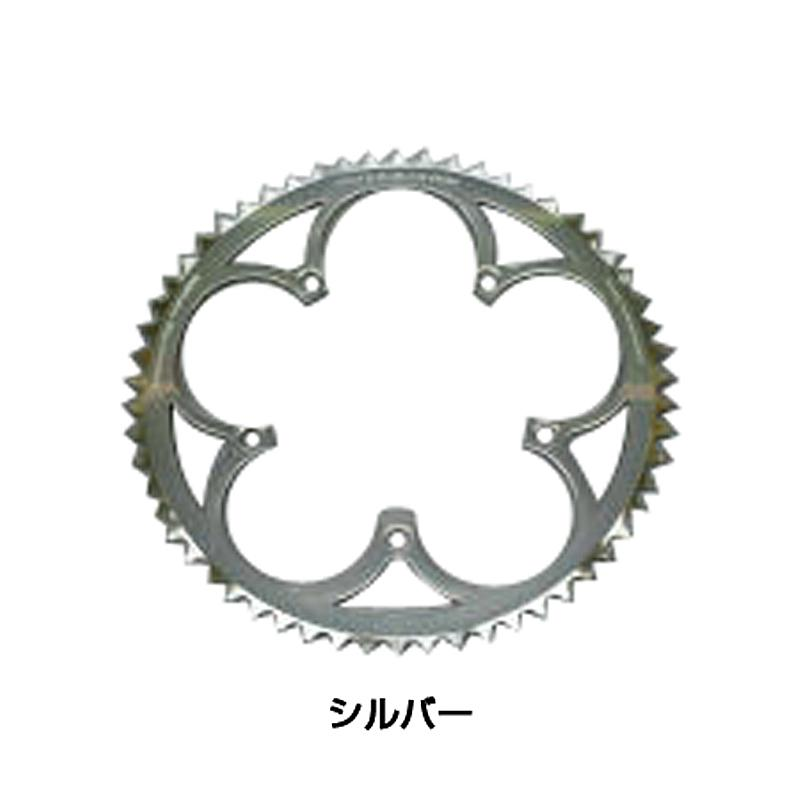 TA(ティーエー) VENTO OUTER56 (ベントーアウター56)[クランク・チェーンホイール][ロードバイク用]