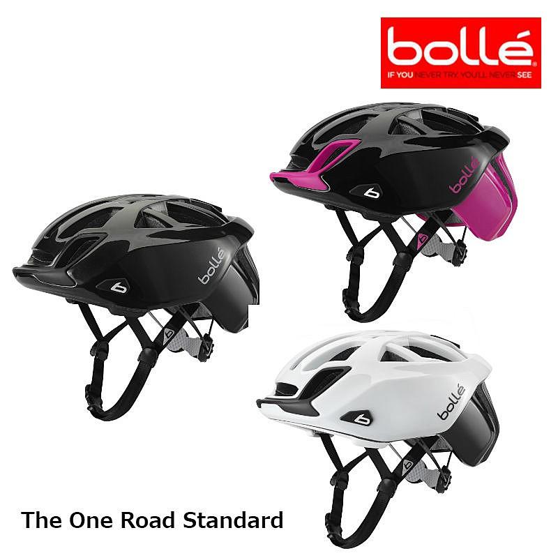 bolle(ボレー) The One Road Standard (ザワンロードスタンダード)[ロード・MTB][JCF公認][バイザー付き]