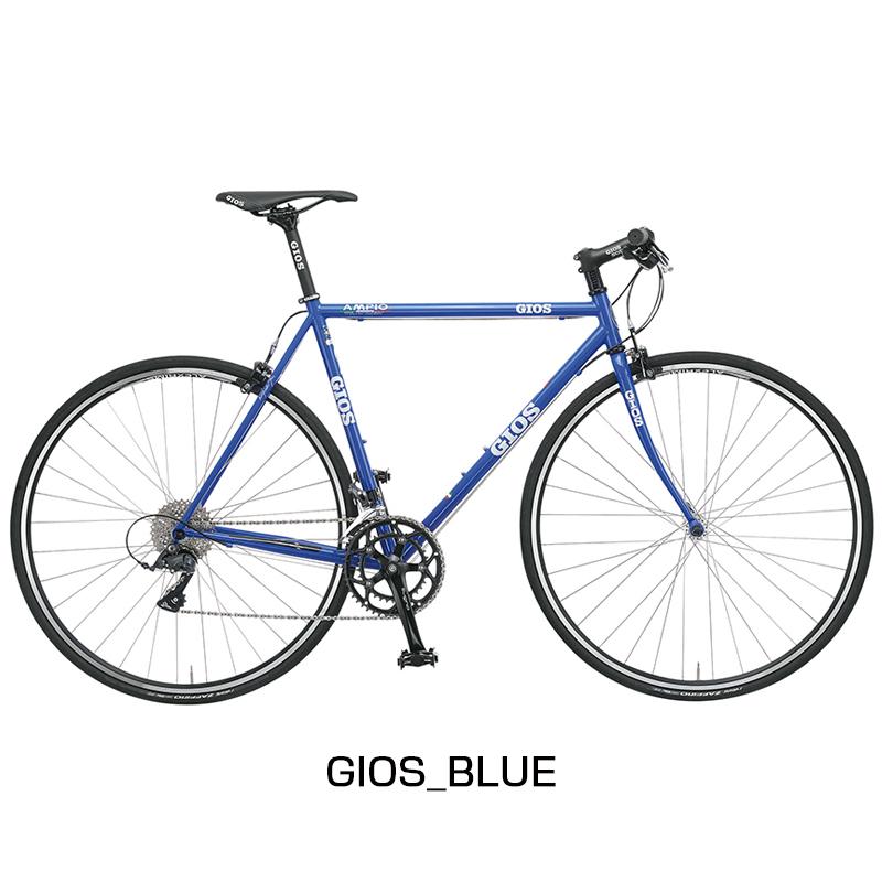 《在庫あり》GIOS(ジオス) 2018年モデル AMPIO(アンピーオ)(アンピオ) 700×25C