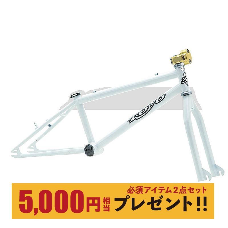 TESTACH BMX Pro (BMXプロ) フレーム/フォーク/ヘッド/ステム
